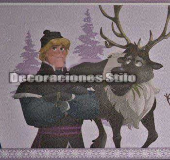 Papel Pintado Disney Deco Ref. C-FR3503-3