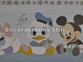 Papel Pintado Disney Deco Ref. C-MK3500-1