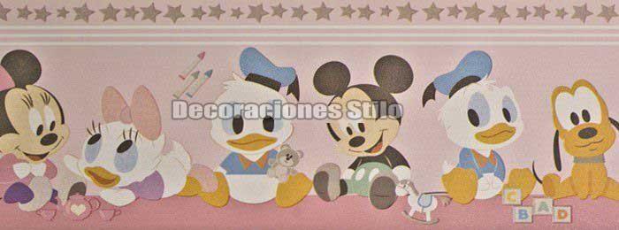 Papel Pintado Disney Deco Ref. C-MK3500-2