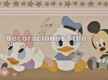 Papel Pintado Disney Deco Ref. C-MK3500-3