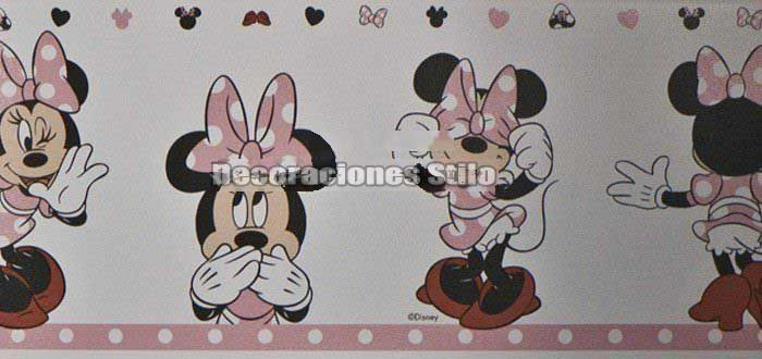 Papel Pintado Disney Deco Ref. C-MN3502-3