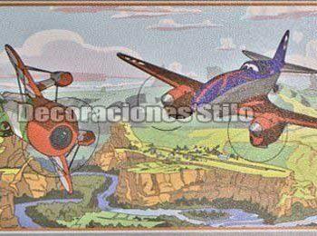 Papel Pintado Disney Deco Ref. C-PL3504-1