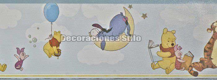 Papel Pintado Disney Deco Ref. C-WP3501-1