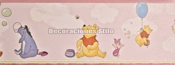 Papel Pintado Disney Deco Ref. C-WP3501-2