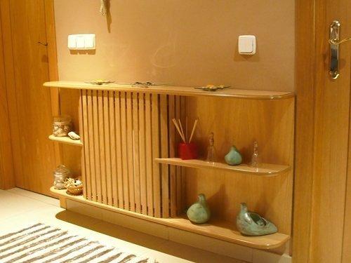 Cubrerariador cubre radiador cubreradiadores - Cubreradiadores de cristal ...