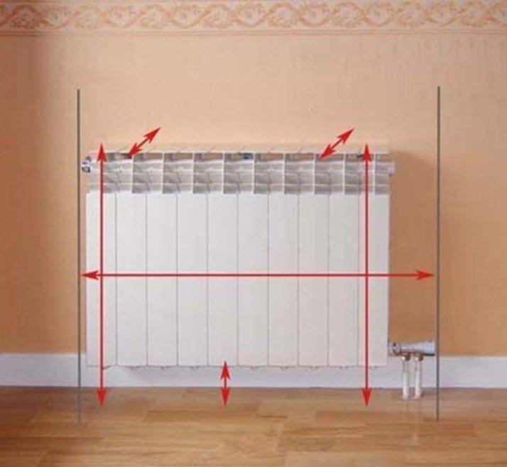 Cubrerariador cubre radiador cubreradiadores - Muebles para cubrir radiadores ...