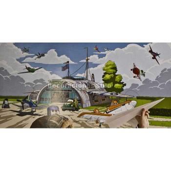 Mural Disney Deco Ref. M-PL3905
