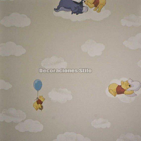 Papel Pintado Disney Deco Ref. WP3001-3