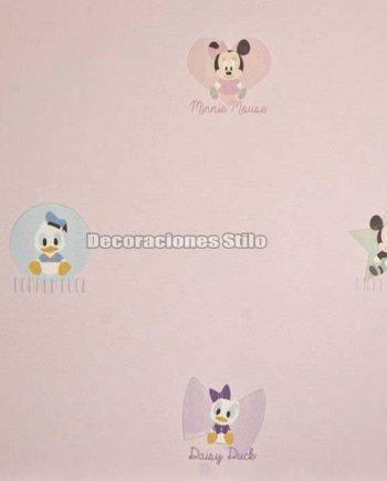 Papel Pintado Disney Deco Ref. MK3000-2