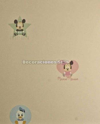 Papel Pintado Disney Deco Ref. MK3000-3