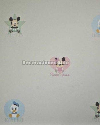 Papel Pintado Disney Deco Ref. MK3000-4