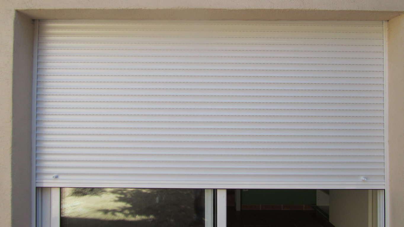 Pa o persiana pvc blanco lama 35 medida 1 50 m ancho x 1 90 m alto decoraciones stilo - Persiana veneciana de aluminio ...