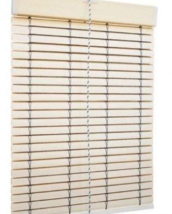 Persiana Cadenilla PVC Marfil - Medida: 1