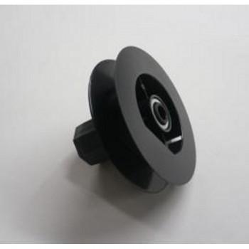 Disco Plástico compacto de 12 con rodamiento cinta 18