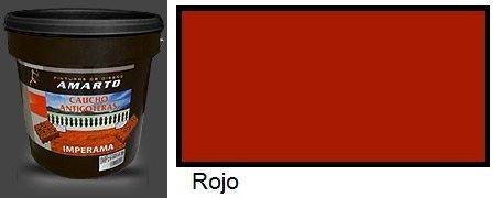 Caucho Antigoteras Rojo  15 L
