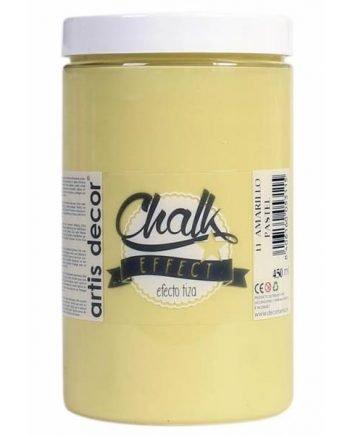Pintura Tiza 450 ml Amarillo Pastel