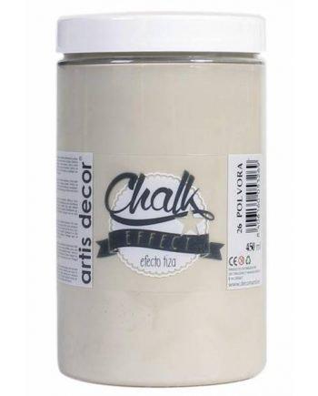 Pintura Tiza 450 ml Polvora