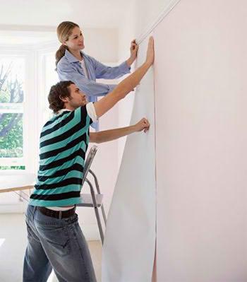 Aislar paredes humedad decoraciones stilo - Papel empapelar paredes ...