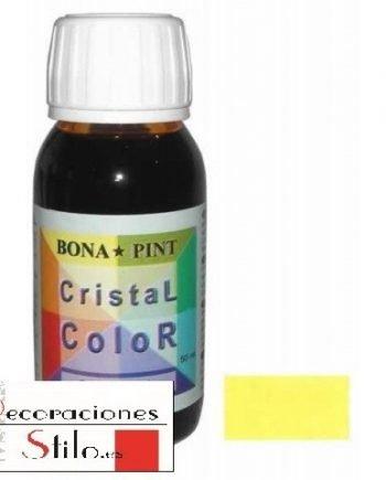Cristal Color Bonapint? Amarillo Limón