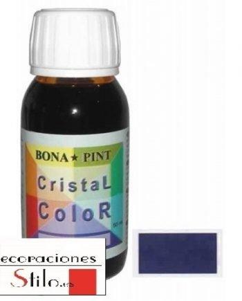Cristal Color Bonapint? Azul Fuerte