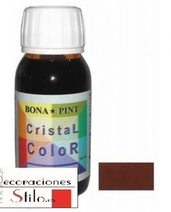 Cristal Color Bonapint? Marrón