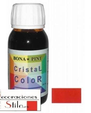Cristal Color Bonapint? Rojo Fuego