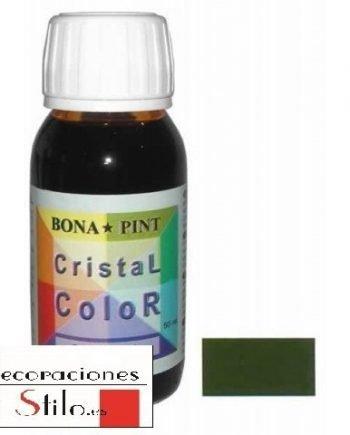 Cristal Color Bonapint? Verde Oliva