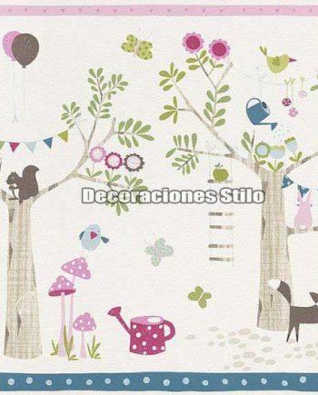 Papel Pintado Coccole Ref:C-12247329