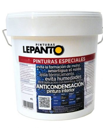 Pintura Anticondensación 15 L