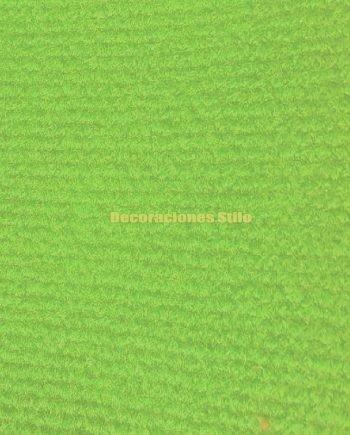 Moqueta Canutillo Verde Pistacho