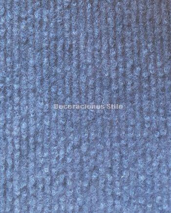 Moqueta Canutillo Azul Grisáceo