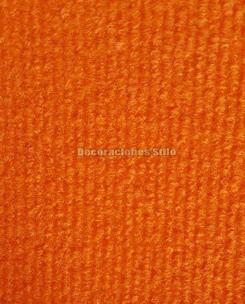 Moqueta Canutillo Naranja