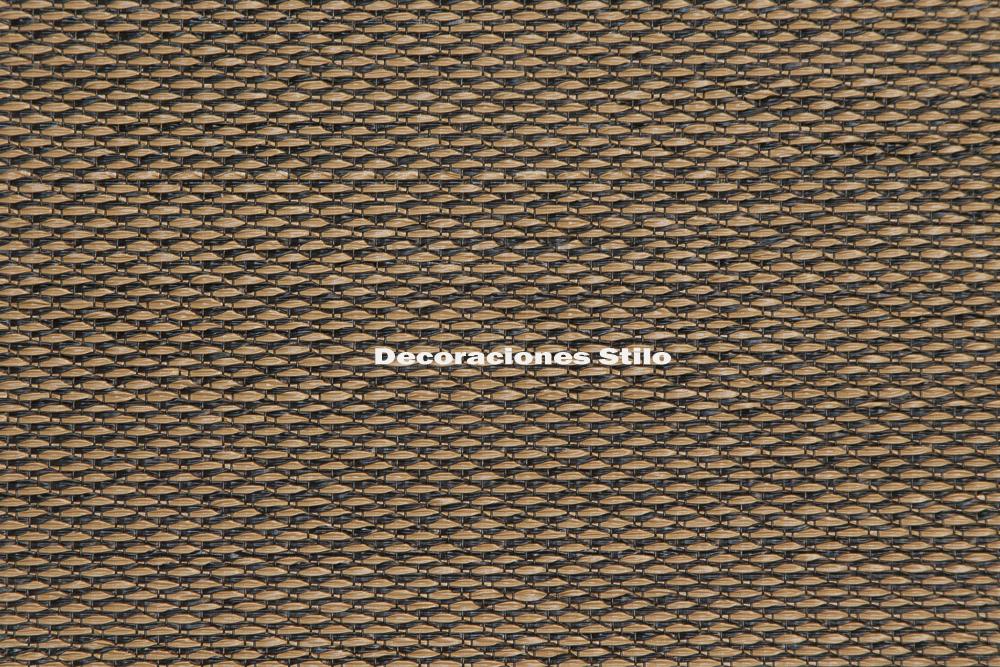 Teplon alfombra vinilica color marron 225 decoraciones stilo - Alfombras teplon ...