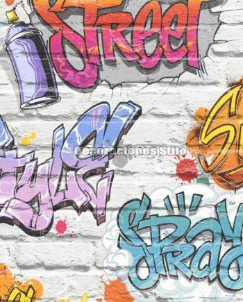 Papel Pintado Free Style Ref: L17905