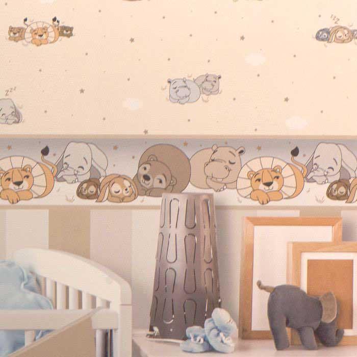 Papel pintado infantil c 591 1 decoraciones stilo - Decoracion papel pintado ...