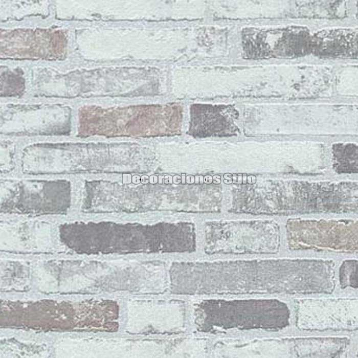Efectos Especiales 3 44714 Papel Pintado Ladrillo Gris Moderno