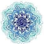Papel Pintado Mandalas