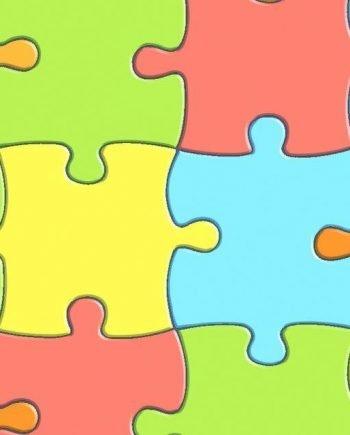 5331141 - Sintasol - Suelo Vinílico Puzzle Infantil Multicolor - Ancho 2 m.