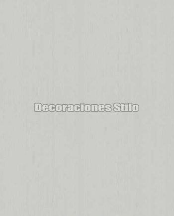 EX674C120 - Papel Pintado Vinílico Gris y Plateado de Rayado